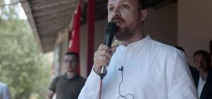 """Giresun'da """"Çağırgan Baba"""" anma etkinlikleri Etkinliklere Cumhurbaşkanı Recep Tayyip Erdoğan'ın oğlu Dünya Etnospor Konfederasyonu Başkanı Bilal Erdoğan da katıldı"""