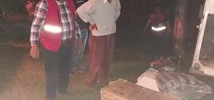 Kızılay'dan Kabalar Köyüne battaniye yardımı
