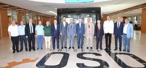 TBMM Başkanı İsmail Kahraman'dan Kayseri OSB Ziyareti