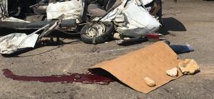 Adana'da zincirleme trafik kazası :1 ölü, 7 yaralı Üç aracın karıştığı kazada 1 kişi öldü, 7 kişi yaralandı