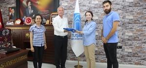 Mollakasım Halk Plajı 2. kez 'Mavi Bayrak' almayı hak kazandı