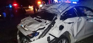 Ürdün'lü aile ölümden döndü Tatil için Muğla'ya gelen Ürdün'lü aile Köyceğiz çıkışında yaptıkları kazada baba ve üç çocuğu yaralandı.