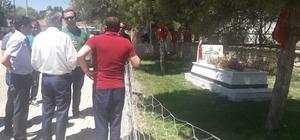 Kaymakam Arcaklıoğlu bir günde 10 köy ziyareti gerçekleştirdi