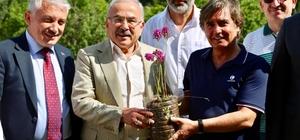"""Mesudiye'nin bitkileri şifa kaynağı Ordu Büyükşehir Belediye Başkanı Dr. Mehmet Hilmi Güler: """"Mesudiye aromatik ve tıbbi bitki bakımından çok zengin"""""""