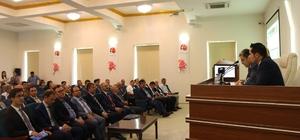 İl Koordinasyon Kurulu toplantısı gerçekleştirildi Koordinasyon toplantısına yol sorunları damga vurdu Eskişehir'e yatırım 5 milyar liraya ulaştı