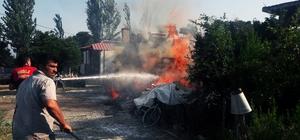 Seydikemer'de yangın Seydikemer ilçesinde Büyükşehir Belediyesi Seydikemer İtfaiye Grup Amirliği ekipleri denetim için çıktığı Altıdere mahallesindeki yangına ihbar saati ile aynı dakikada müdahale etti.
