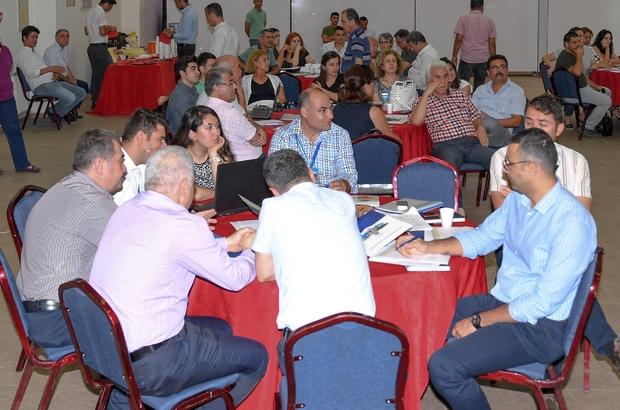 Mersin'de 'Tarım ve Hayvancılık Çalıştayı' gerçekleştirildi