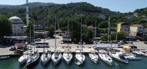 İstanbul'dan Gürcistan'a yelkenler fora DADDRally Karadeniz turu tüm hızıyla sürüyor