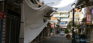 Aydın'ın doğu ilçelerinde fırtına bekleniyor