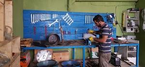 Taşlıçay Belediyesi araç bakım tesisi açtı