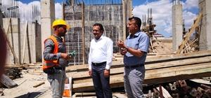 Saray ilçesine yeni devlet hastanesi