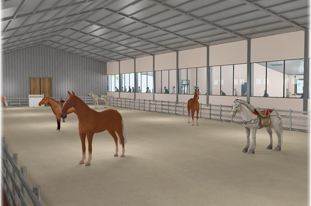 Kastamonu'ya 4 milyon TL'lik atlı terapi merkezi Daday'da inşa edilecek merkez, hem bölge hem de çevre illere hizmet verecek
