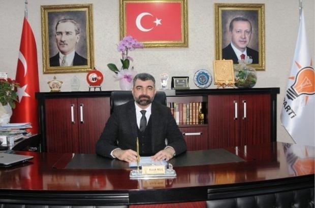 """AK Parti Mardin İl Başkanı Kılıç'tan Ahmet Türk'e tepki AK Parti Mardin İl Başkanı Faruk Kılıç: """"Ahmet Türk hizmet üretmemek için bahaneler öne seriyor"""""""