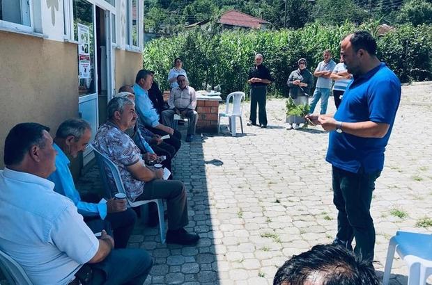 Üreticiler bahçe zararlıları hakkında bilgilendirildi