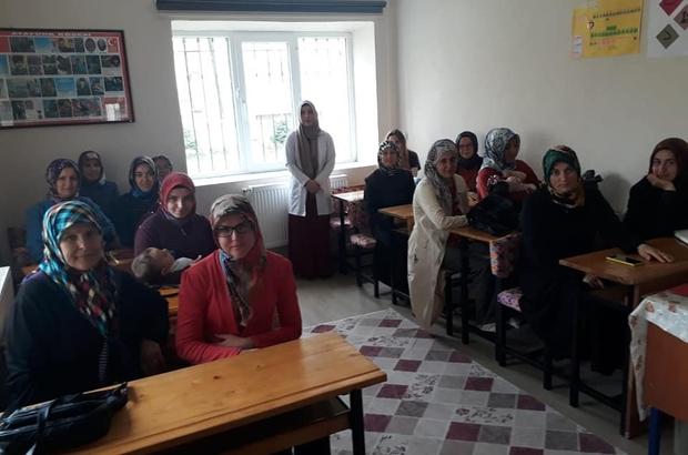 Öğrenci velileri için seminer düzenlendi