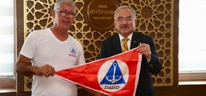 """Ordu'ya 2 yat limanı geliyor Ordu Büyükşehir Belediye Başkanı Dr. Mehmet Hilmi Güler: """"Deniz turizmini canlandırmaya yönelik bazı yatırımları hayata geçireceğiz"""" """"Gülyalı ve Kumbaşı'nda yat limanı yapmayı düşünüyoruz"""""""