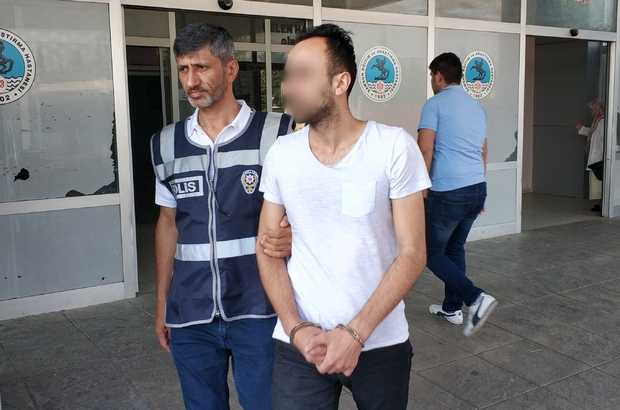 Adliyedeki rüşvet operasyonunda 1'i zabıt katibi 4 kişi tutuklandı