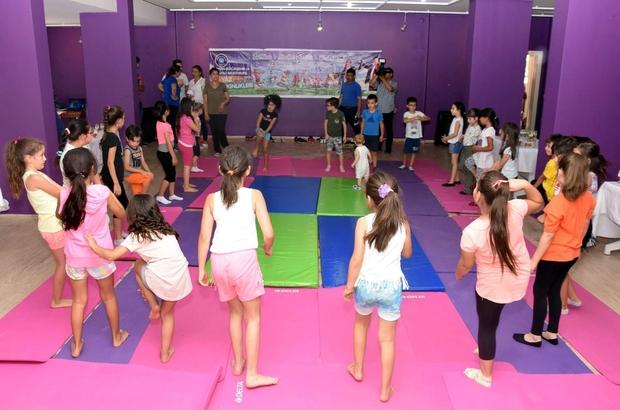 Nazilli'de yaz okullarının tamamı başladı