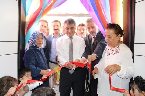 Tatvan Sakine Kalyoncu Kız Kur'an Kursu açıldı