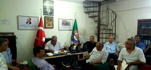 Ziraat odaları başkanları Çeşme'de buluştu