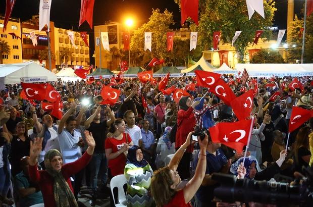Denizli Büyükşehir Belediyesi 15 Temmuz'u yad edecek