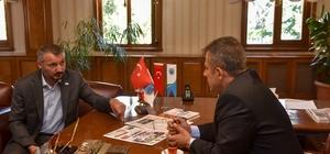 """Çatal, """"Kastamonu'nun ve Taşköprü'nün gelişiminde turizm önemli"""""""