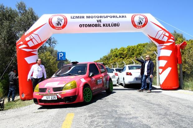 İzmir'de İMOK Tırmanma Kupası heyecanı