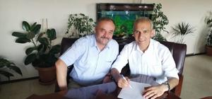 Devrekani'de Spor Tesisi için imzalar atıldı