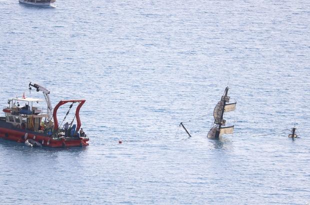 2 kişinin hayatını kaybettiği, 38 kişinin yaralandığı tur teknesi olayında 3 yıldan 22,5 yıla kadar hapis istemi Gemi sahibi ve kaptanı hakkında, 'bilinçli taksirle birden fazla kişinin ölümü ile birden fazla kişinin yaralanmasına' neden olma suçundan 3 yıldan 22,5 yıla kadar hapis cezası talep edildi.