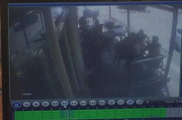 Kafeteryada tartıştığı arkadaşını vurup kurşunu çöpe attı