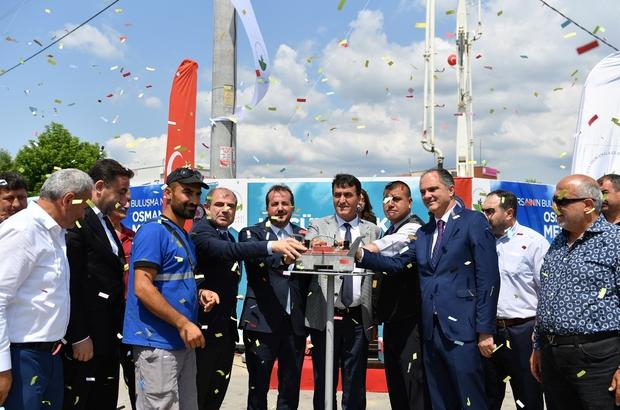 Bursa yeni karakoluna kavuşmak için gün sayıyor Osmangazi Belediyesi'nden Bursa'ya yeni karakol binası
