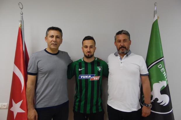 Denizlispor Sedat Şahintürk'ü renklerine bağladı