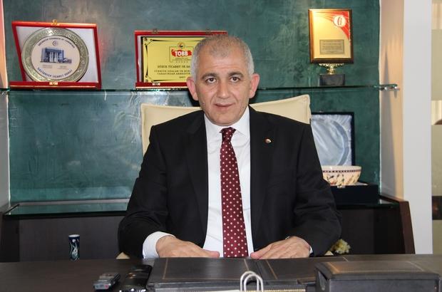 DTSO Başkanı Şahin, ikinci 500'de yer alan firmaları tebrik etti İkinci 500'de Düzce'den 7 firma yer aldı