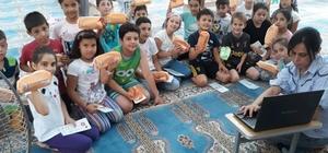 Selendi TSM'den yaz Kur'an kurslarında 'Sağlıklı nesiller' etkinliği