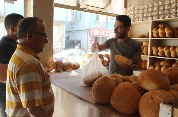 (Özel) Görülmemiş olay...Mahkeme kararıyla zam yaptı Bursalı fırıncı davayı kaybetti, üzülerek zam yaptı Ucuz ekmek sattığı için dava edilen fırıncı istemeyerek fiyatları artırdı