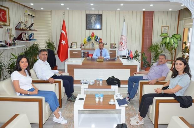 Gençlik Spor Bakanlığı personellerinden Bilecik'e ziyaret