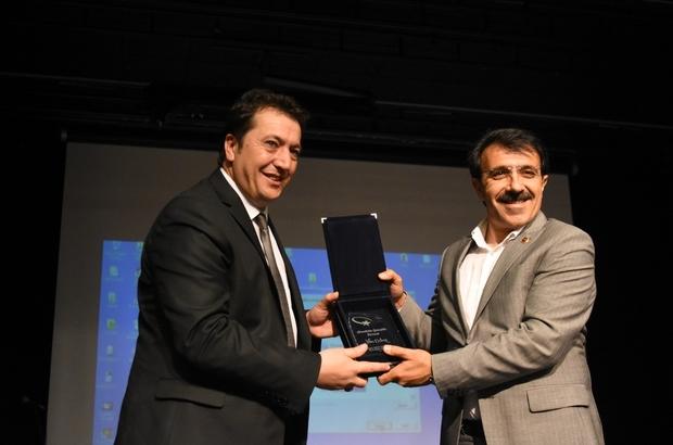 İHA Bölge Müdürü Ayhan Türkez'e anlamlı ödül İHA yılın En'i