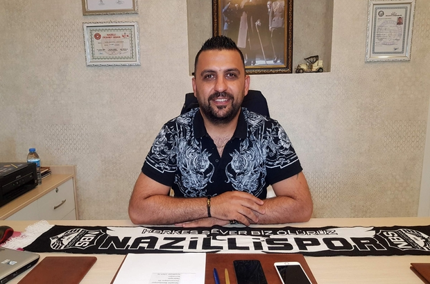 TFF 3. LİG Nazilli Belediyespor 3. Grupta mücadele edecek