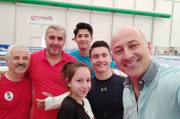 PAÜ'lü öğretim görevlisi Cimnastik Milli Takımlar Mentörü oldu