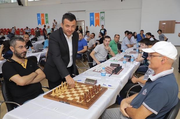 İlk hamle başkandan Çarşamba'da satranç turnuvası