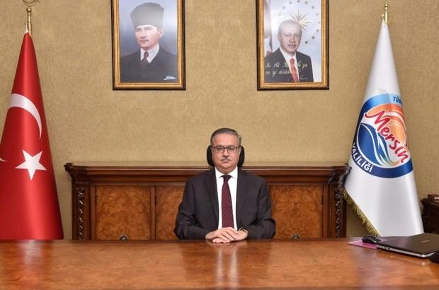 """15 Temmuz Demokrasi ve Milli Birlik Günü Mersin Valisi Ali İhsan Su: """"Milletimiz 15 Temmuz'da tüm dünyaya demokrasiye nasıl sahip çıkılacağını göstermiştir"""""""
