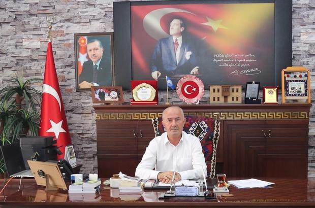 Başkan Akman'dan 15 Temmuz mesajı