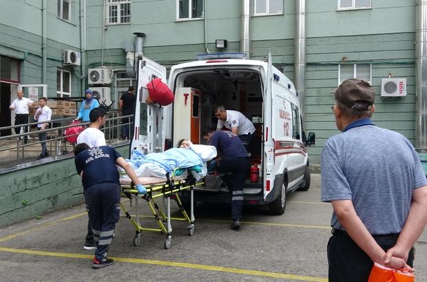 Şehir Hastanesine taşınma işlemleri devam ediyor 72 yoğun bakım hastası özenle şehir hastanesine sevk ediliyor