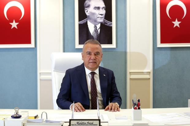 """Başkan Böcek: """"Türk Milleti, demokrasi zaferine imza attı"""""""