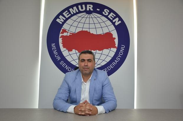 """Memur Sen  ve Eğitim Bir Sen'den 15 Temmuz açıklaması Memur Sen Antalya Temsilcisi ve Eğitim Bir Sen Şube Başkanı Mustafa Çoban: """"Ülkemiz, kimliğini yeniden inşa etti"""""""