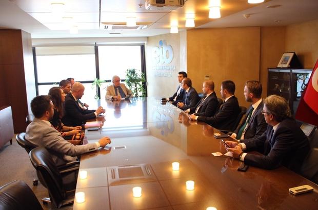EİB ve EGEİD'ten ortak toplantı
