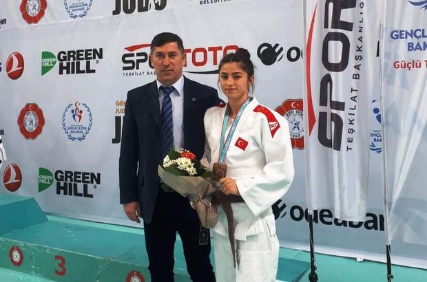 Osmangazili judocu Avrupa'da boy gösterecek