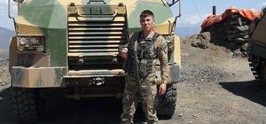 Şehit ateşi Ordu'ya düştü Uzman Çavuş Salih Altuntaş, tedavi gördüğü hastanede şehit oldu