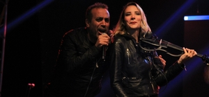 Haluk Levent Cide'de 20 bin kişiye konser verdi