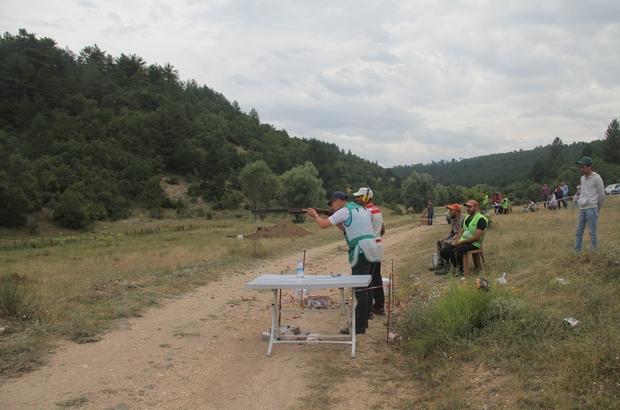 15 Temmuz şehitleri anısına 'trap ve tek kurşun yarışması'